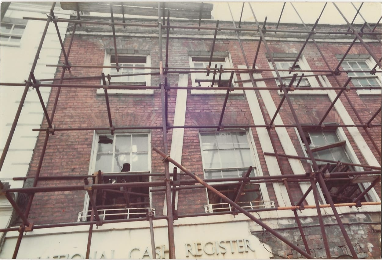 restdale scaffholding